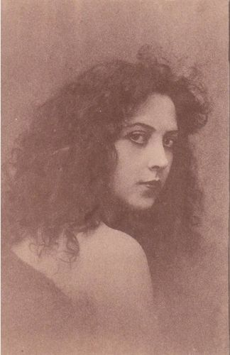 "Jeanne Roques ""musidora"""