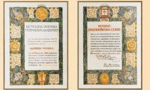 Diploma Marie Curie