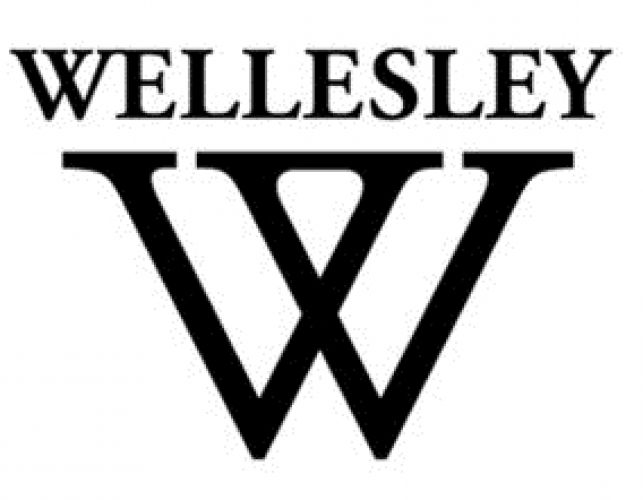"Logotipo de la Universidad ""Wellesley College"""